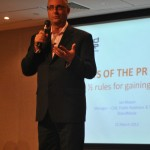 Ian Mason, Manager – CSR, PR and Training, BrandMoxie
