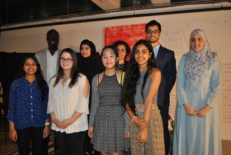 Flash Fiction Awards Ceremony hails UAE Universities' Top Fiction Writers
