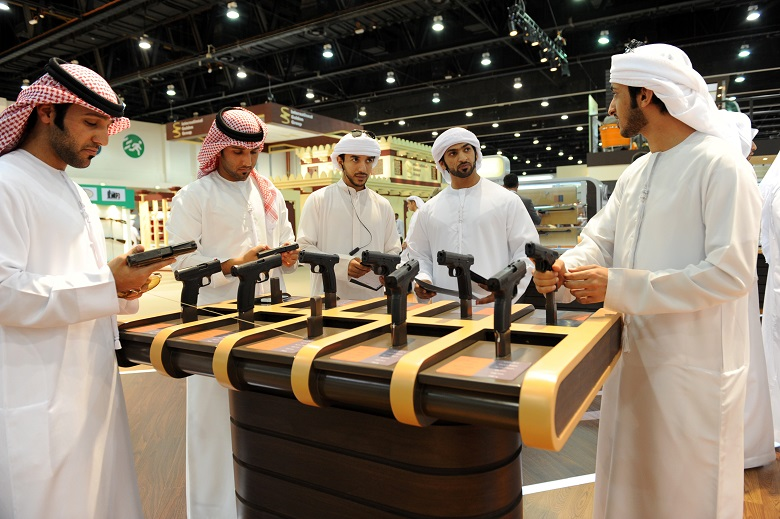 Caracl and Merkel Guns go on Sale at ADIHEX