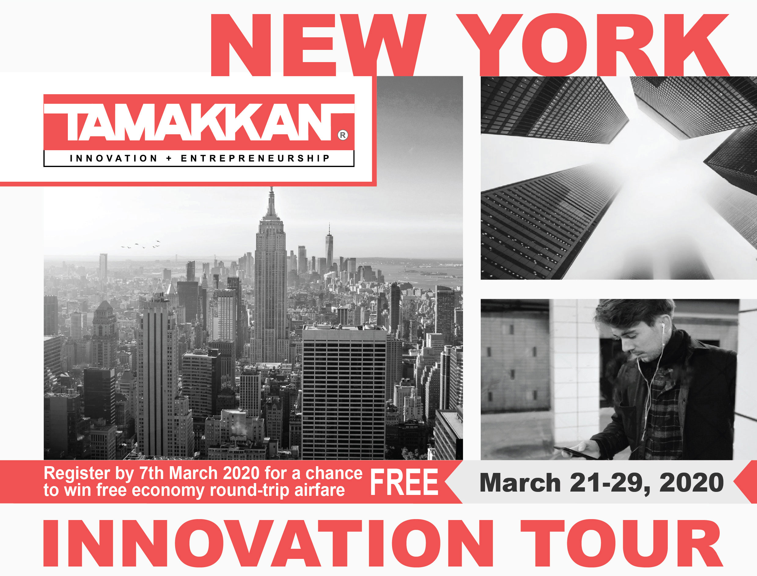 Tamakkan Tour in New York
